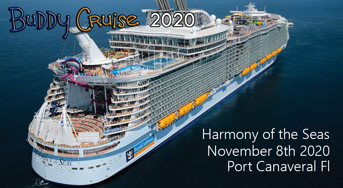 Buddy Cruise 2020